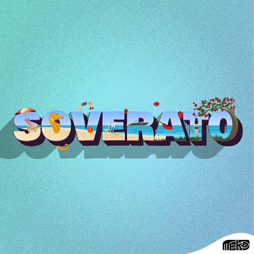 Soverato - Lettering